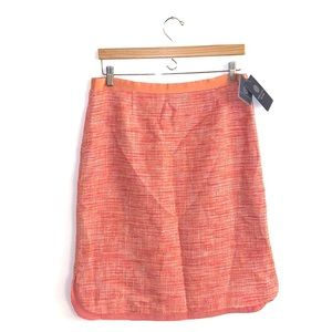 Doncaster collection tweed skirt new NWT size 8